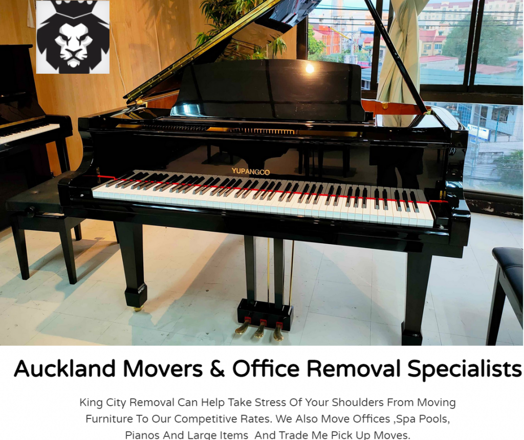 piano movers auckland king city removals