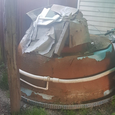 spa pool disposal auckland